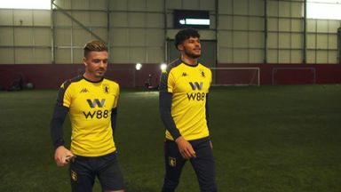 Mings, Grealish: Life in pictures