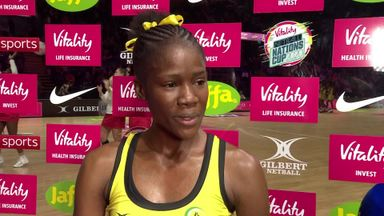 Jamaica beat SA in Nations Cup opener
