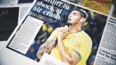 Sala family still await answers