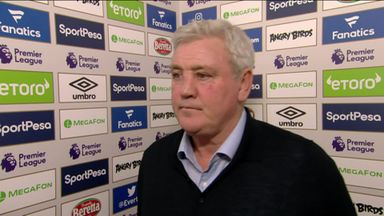 Bruce: Late goals were remarkable
