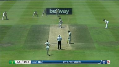 England get their breakthrough as Malan out