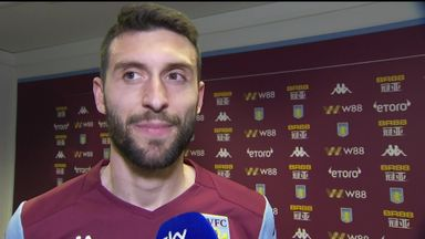 Borja 'excited' to join Villa