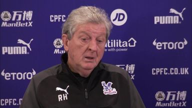 Hodgson riled after 'ludicrous' Benteke question