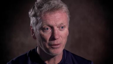 Moyes reveals his West Ham vision