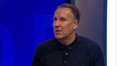 Merson opens up on mental health struggles