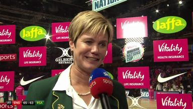 Badenhorst: We showed a lot of guts