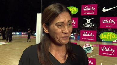 Taurua: Wilson was outstanding