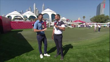 Dubai Desert Classic contenders