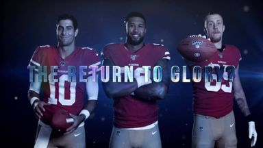 The return to glory for the 49ers?