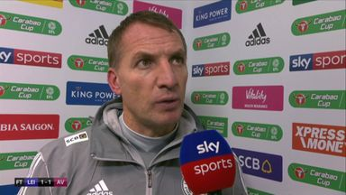 Rodgers: We dominated the game