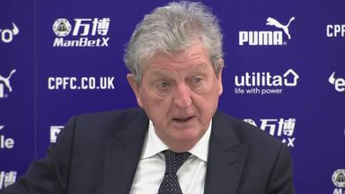 Hodgson: Palace deserved a point