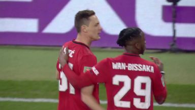 Matic drills home United opener