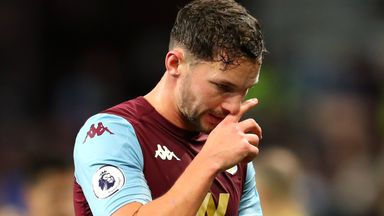 Souness: Drinkwater not fit enough to play
