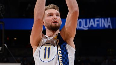 Sabonis sinks Nuggets with triple-double