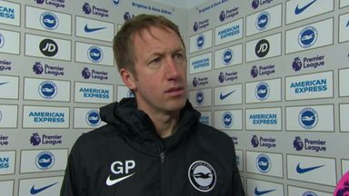 Potter: We're disappointed with a point