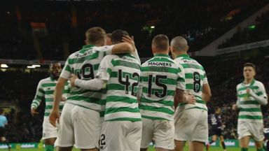 Celtic 3-0 Ross County