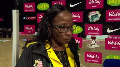Francis proud of Jamaica's effort