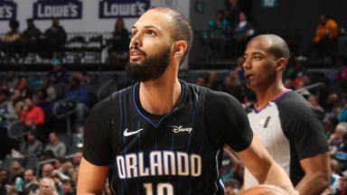 Fournier lights up Hornets from downtown