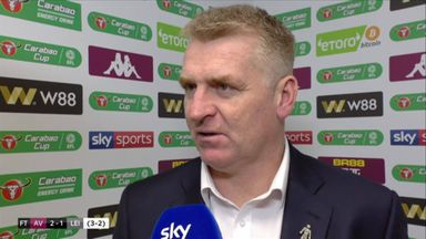 Smith: Proud to lead Villa to Wembley