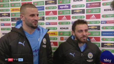 Bernardo: We played the perfect 45 minutes