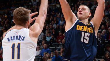 NBA Wk13: Pacers 115-107 Nuggets
