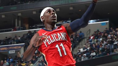 Holiday hot from downtown against Grizzlies