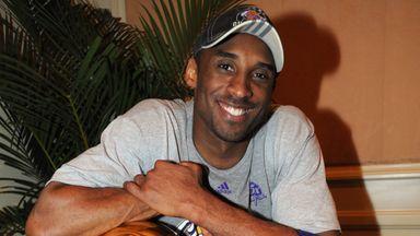 'Thank you, Kobe'