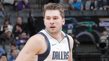 Doncic does it all as Mavs beat Kings