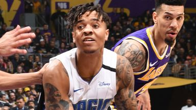 Fultz stuns Lakers with triple-double