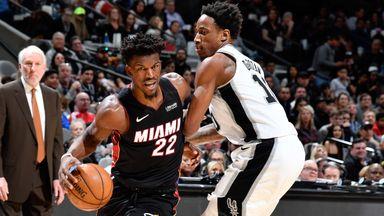 NBA Wk13: Heat 102-107 Spurs