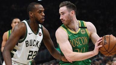 NBA Wk13: Celtics 123-128 Bucks