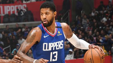 NBA Saturdays: Clippers @ Pelicans free on Sky Sports