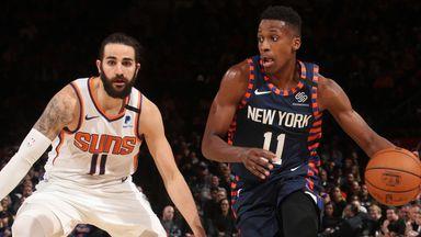 NBA Wk13: Suns 121-98 Knicks