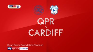 QPR 6-1 Cardiff