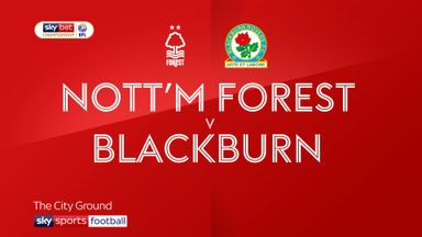 Nottingham Forest 3-2 Blackburn