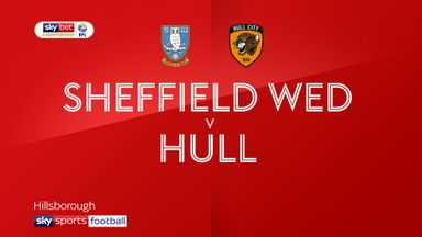 Sheffield Wed 0-1 Hull