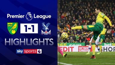Late Wickham equaliser rescues Palace
