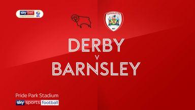 Derby 2-1 Barnsley