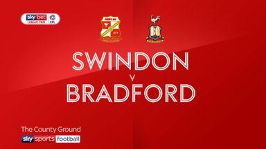 Swindon 1-1 Bradford