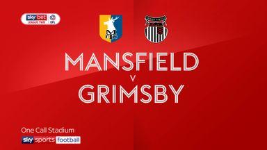 Mansfield 0-1 Grimsby