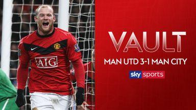 League Cup Vault: Man Utd 3-1 Man City (2010)