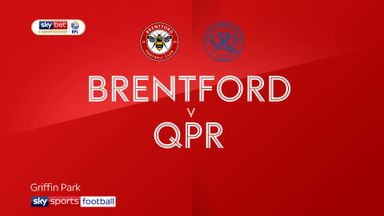 Brentford 3-1 QPR
