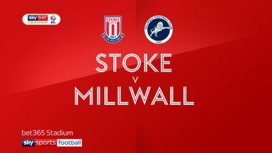 Stoke 0-0 Millwall