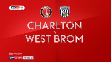 Charlton 2-2 West Brom
