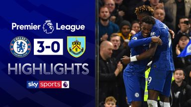 Chelsea cruise past Burnley