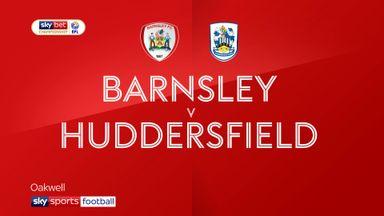 Barnsley 2-1 Huddersfield
