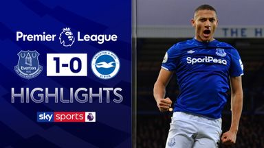 Richarlison strike seals Everton win