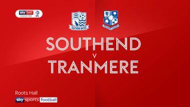 Southend 0-0 Tranmere