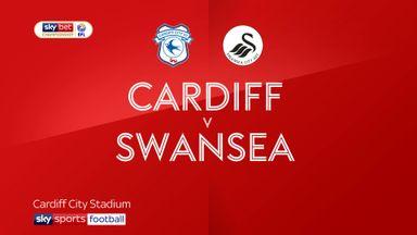 Cardiff 0-0 Swansea