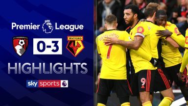 Watford move out of drop zone with win